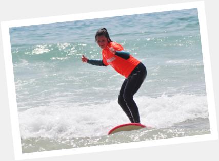 vem aprender surf rapido