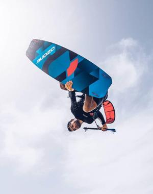 aulas avançadas de kitesurf privadas