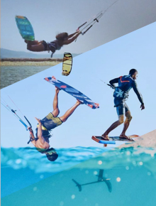 aulas avançadas de kitesurf a melhor forma de evoluir em portugal