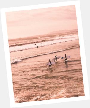 aulas de surf na waves4life